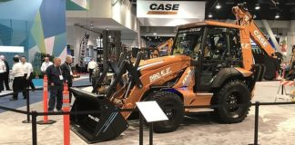 CASE Unveils Project Zeus all-new 580 EV - Industrys First Fully Electric Backhoe Loader