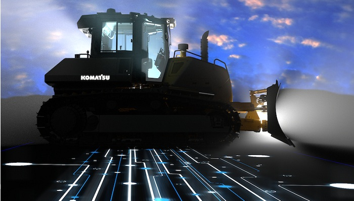CONEXPO: Komatsu premieres new intelligent machine control, smart construction solutions