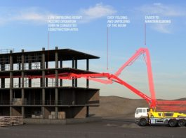 Putzmeister to deliver 1,000th Truck Mounted Concrete Boom Pump