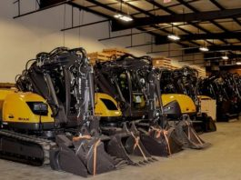 Mecalac opens new facility to expand growth in North America