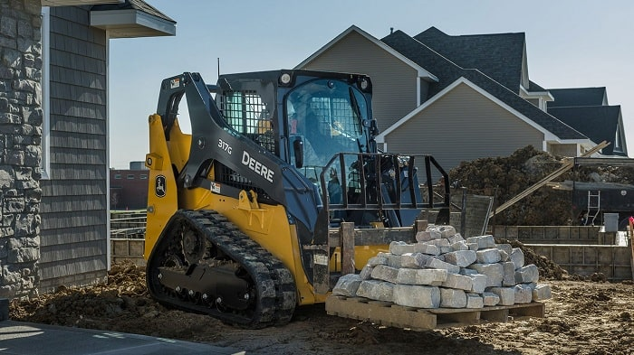 John Deere Unveils New Own It Payment Program for Select Compact Construction Equipment Models