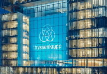 thyssenkrupp Elevator completes construction on core of the highest test tower in the Western Hemisphere