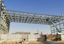 Dubai's EBS awarded steel structures contract within Dubai Commer City
