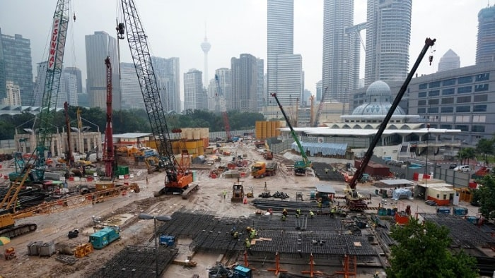 Malaysia restarts construction activities with new operating procedures