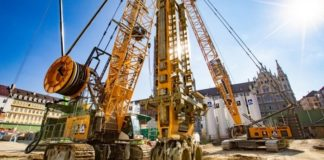 Liebherr slurry wall cutter takes on Munich'acs largest construction project