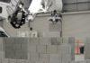 Hadrian X brick laying construction robot sets new record of placing 200 blocks per hour