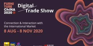 Furniture China 2020 to Be Held as Scheduled with New Movements