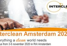 Interclean Amsterdam 2020 goes virtual