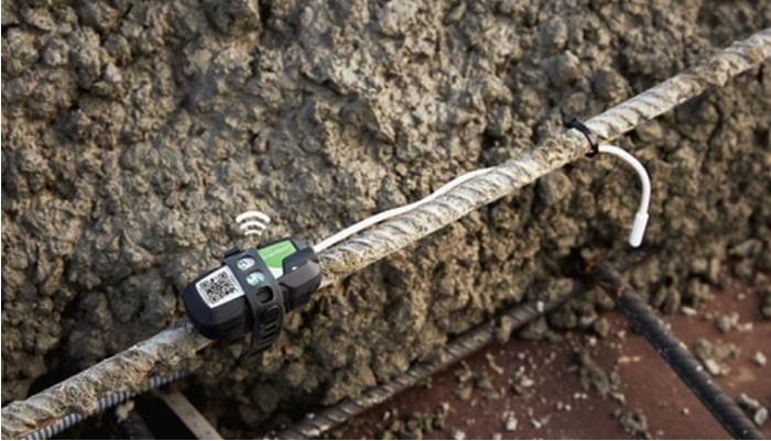 Giatec Launches Next Generation of SmartRock Concrete Sensor