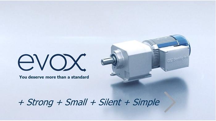 Bonfiglioli presents Evox platform