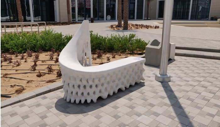 ACCIONA showcases 3D Printing Technology in UAE Emerging Technologies Exhibition