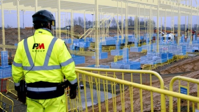 PM Group is deploying the AR technology on the design and construction of Europes largest, hyperscale data centres in Denmark.
