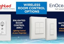 Enlighted Adds EnOcean Wireless and Battery-Free Room Controls to IoT Portfolio Offering