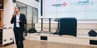 3D printing of concrete at VINCI Construction