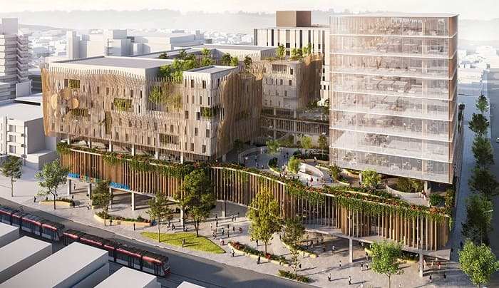 Lendlease to build Prince of Wales Hospitals new Acute Services Building in Australia