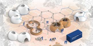 Mario Cucinella Architects begins work on 3D-printed habitat