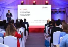 ACCIONA launches global 3D printing center in Dubai
