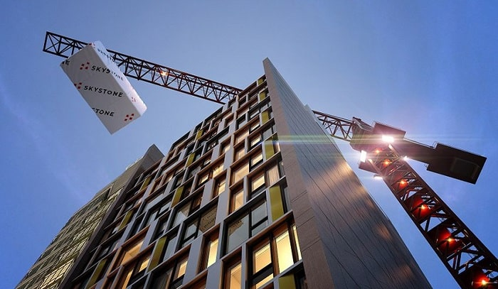 Worlds tallest modular hotel goes up in New York, with help from Autodesk
