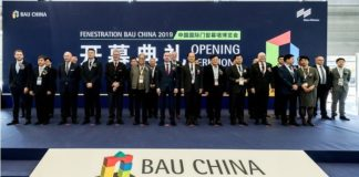 BAU China - Record figures for Asia's leading construction trade fair