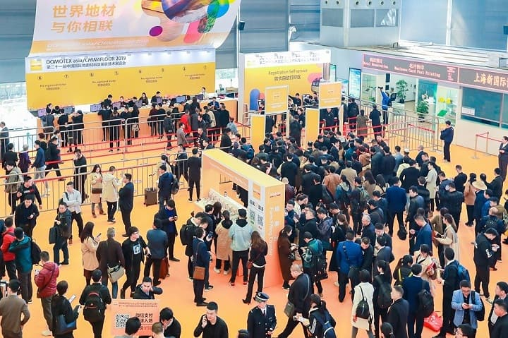 """DOMOTEX asia/CHINAFLOOR: """"An absolute top leading platform for hard surface categories around the world."""""""