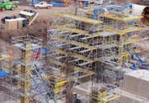Streamlining formwork through the use of BIM methods in the Gelbe Haide project