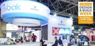 Oman Design & Build Week expands its building, technology and automation segment