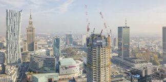 Varso Tower: Doka formwork for Polands tallest building
