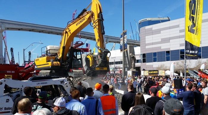 MB Crusher to demo attachments at CONEXPO 2020