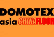 DOMOTEX asia/CHINAFLOOR announces the new dates: August 31- September 2, 2020