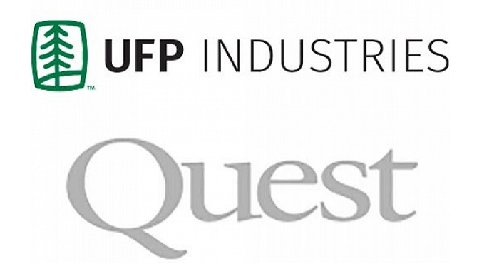 UFPI acquires Quest Design & Fabrication and Quest Architectural expanding commercial construction business