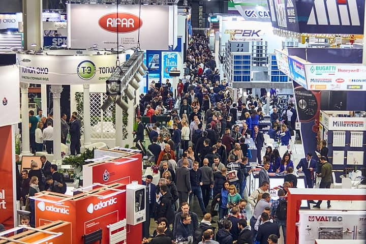The Results of the Largest Industry Exhibition Aquatherm Moscow 2020