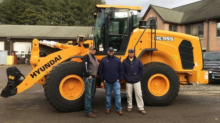 Hyundai Construction Equipment Adds Butler Equipment to Growing North American Distribution Network
