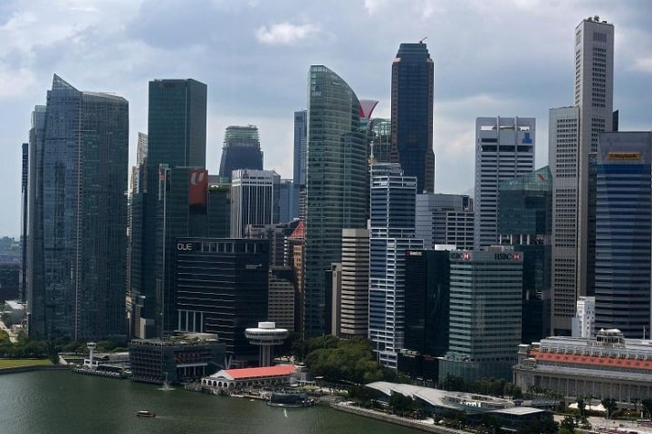 Singapores dominance in the infrastructure world continues